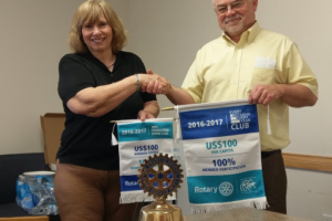 Every Rotarian Every Year and Foundation Giving Club awards