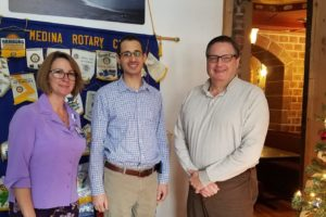Rotary Guest Speaker