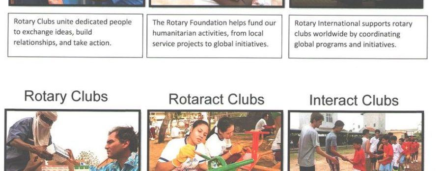 The Rotary Club of Medina is forming a Rotary Interact Club