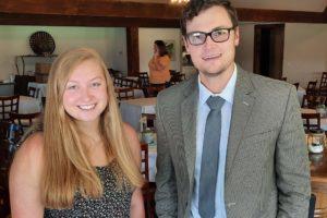 Rotary Hosts Scholarship Winner Sydney Watts
