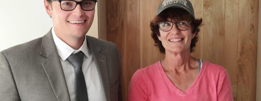 "Cindy ""The Pet Nanny"" Davis Joins Rotary!"