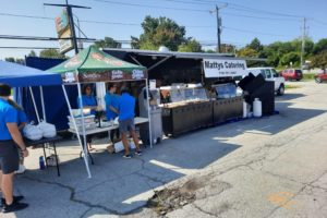 Medina Rotary's Chicken & Rib Barbeque a Huge Success!